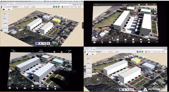 Autodesk FormIt Real Time Collaboration