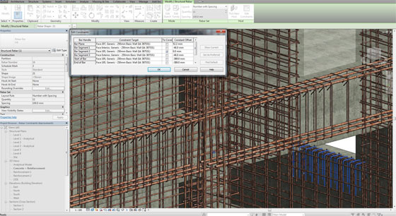 How Revit 2016 offers huge benefits to Structural Rebar Detailers