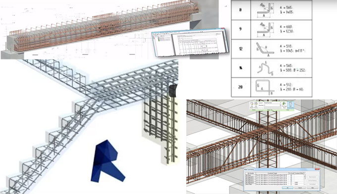 Brief overview of reinforcement tool in Revit
