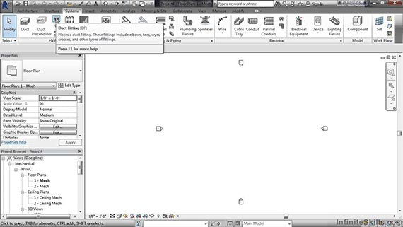 Revit 2015 User Interface Tips and Tricks