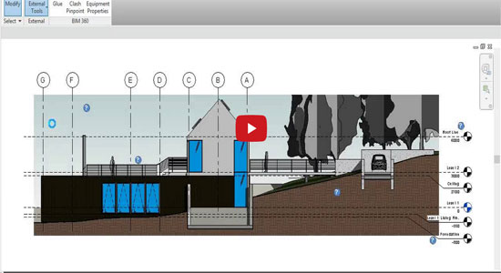 Comparing display performance in Revit 2014 and 2015