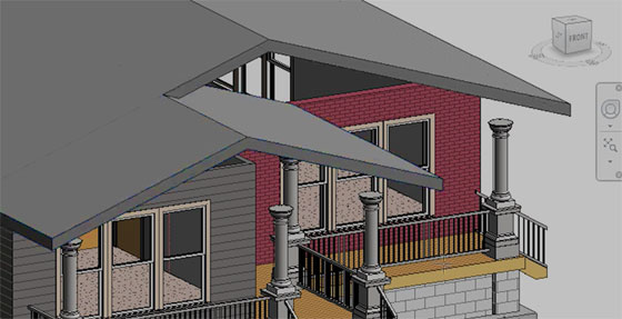 Massing Study with Revit Architecture 2015