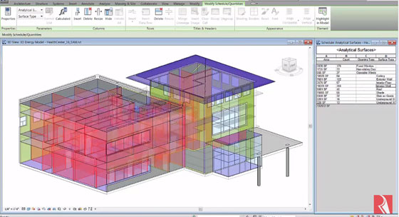 Some significant enhancements in Revit 2016