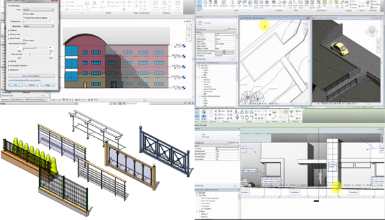 Top 3 new feature of Revit 2017