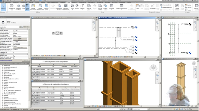 How to use Revit 2017 for Formwork Shoring or pillar