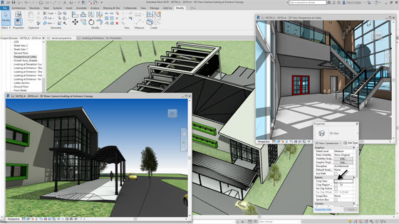 Autodesk introduced Revit 2019