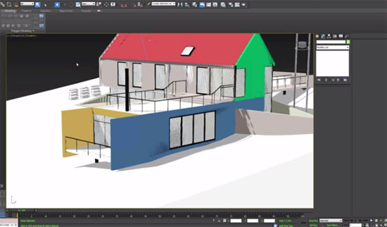Revit Rendering and Export to 3ds Max
