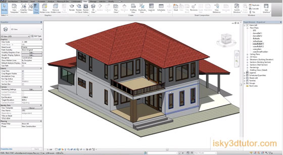 Introduction to Revit Architecture 2016
