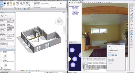 How to Create Revit Family Objects from Laser Scans