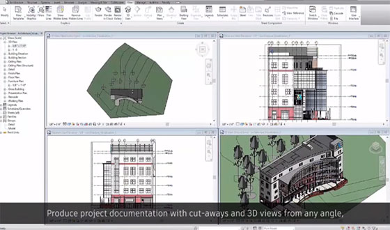 How Revit brings huge benefits to the Architects