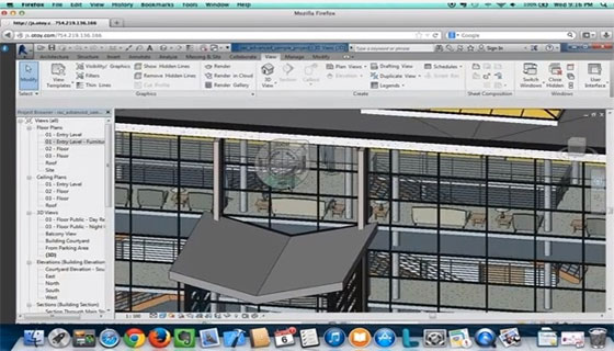Autodesk offers official support of Revit for Mac