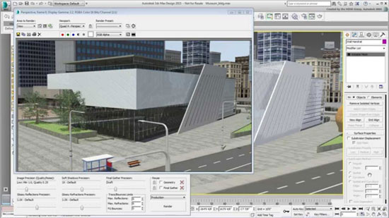 Revit Interoperability - Adjusting the Building Materials