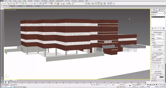Bringing your Revit Models into 3ds Max