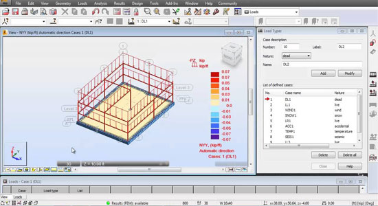Analysis in Revit Structure 2014