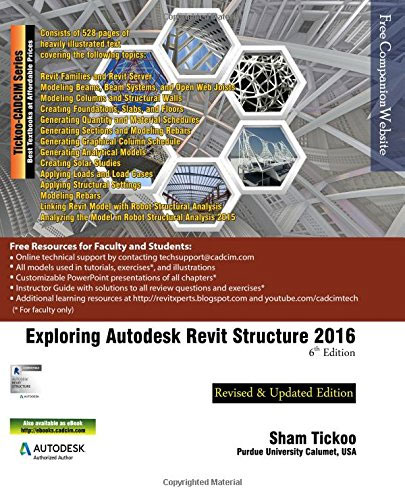 Autodesk Revit Structure 2016