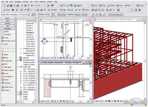 Tekla BIMsight 1 8, an improved version of Tekla BIM software