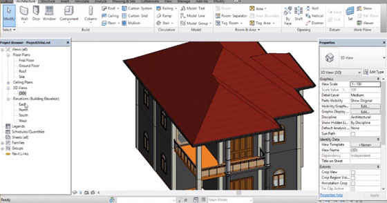 Revit to AutoCAD