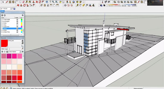 Revit to Sketchup with 3D AutoCAD File