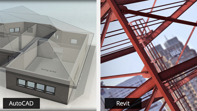 Drawing Property Lines In Revit : Differences between autocad and revit autos post