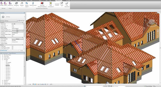 Roof Framing Extensions for Autodesk Revit