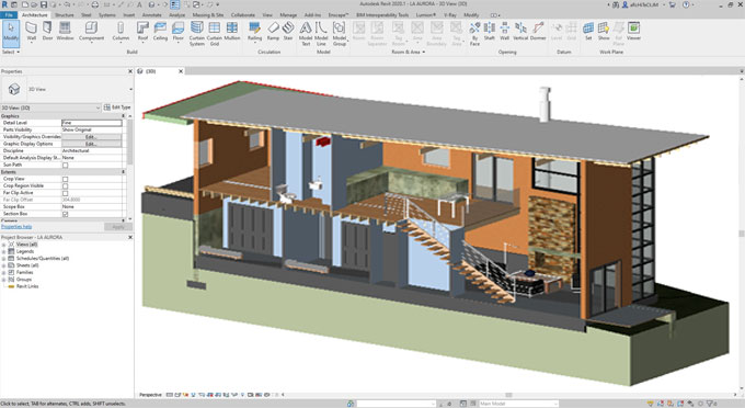 How to Create Section Views in Revit