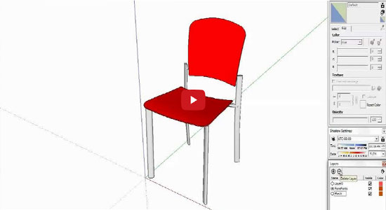 How to Convert a SketchUp Model to Revit