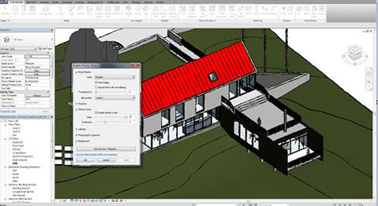 New features of Sketchy Lines in Revit 2015