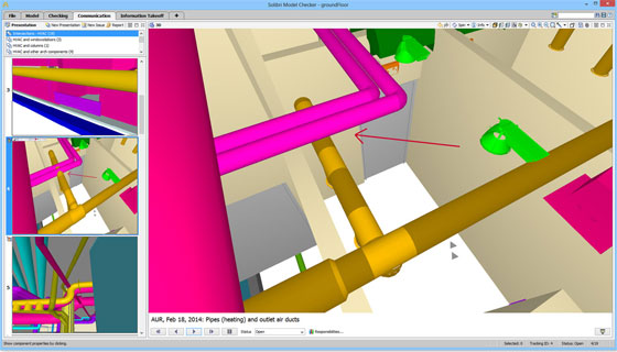 Solibri Model Checker – a solution in alignment with the ever evolving potential of BIM