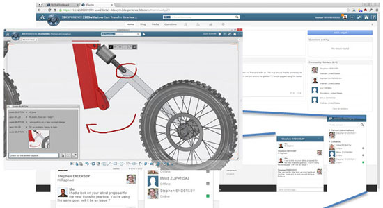 Be more collaborative during conceptual design with SolidWorks Mechanical Conceptual and Social Innovation