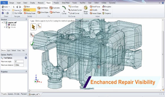 SpaceClaim 2015 can transform your direct modeling process to the next level