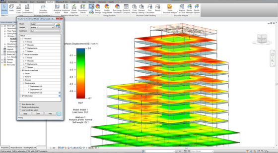 Structural Analysis for Revit Overview