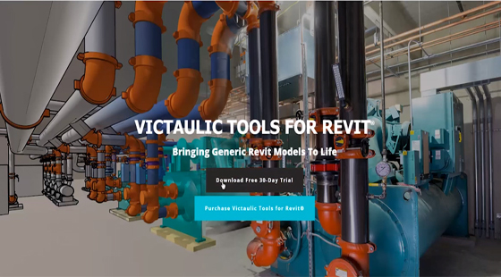 Victaulic Tools for Revit 2017
